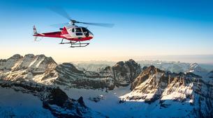 Helicopter tours-Interlaken-Jungfraujoch heli flight with glacier landing, from Interlaken-1