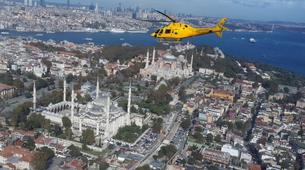 Helicopter tours-Istanbul-Scenic Helicopter Tour over Istanbul-3