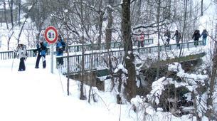 Raquette à Neige-La Grave-Randonnée Raquettes à La Meije, La Grave-3