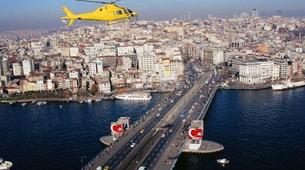 Helicopter tours-Istanbul-Scenic Helicopter Tour over Istanbul-2