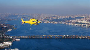 Helicopter tours-Istanbul-Scenic Helicopter Tour over Istanbul-4