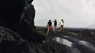 Mountain bike-Gianyar-MTB Tour of the Mt. Batur Lava Fields-4