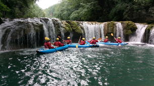 Rafting-Plitvice Lakes National Park-Rafting in Mreznica river near Plitvice Lakes National Park-1