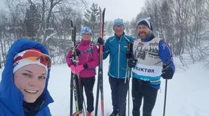 Cross-country skiing-Oslo-Private cross-country skiing lessons near Oslo-2
