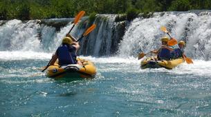 Rafting-Karlovac-Rafting down the Mreznica river near Karlovac-6