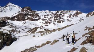 Ski touring-Lake Garda-Guided Ski Touring on Mount Baldo near Lake Garda-5
