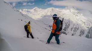 Freestyle Skiing-Bansko-Guided Freeride Tour in Pirin Mountains, Bankso-4