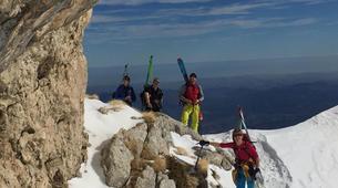 Ski touring-Lake Garda-Ski Mountaineering Weekend near Lake Garda-5