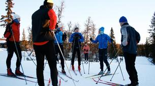 Cross-country skiing-Oslo-Private cross-country skiing lessons near Oslo-5