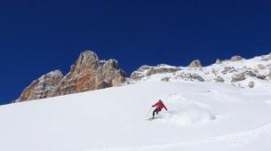 Ski de Randonnée-Cortina d'Ampezzo-Backcountry Ski Tour in Tre Cime di Lavaredo near Cortina d'Ampezzo-5
