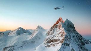 Helicopter tours-Interlaken-Jungfraujoch heli flight with glacier landing, from Interlaken-6
