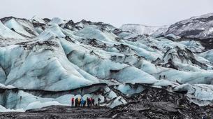 Glacier hiking-Sólheimajökull-Sólheimajökull Glacier Walking Tour from South Coast-3