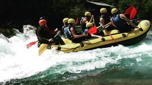 Rafting-Karlovac-Rafting down the Mreznica river near Karlovac-2