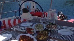 Sailing-Lefkada-Sailing and snorkeling tour in Lefkada-4