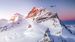 Helicopter tours-Interlaken-Jungfraujoch heli flight with glacier landing, from Interlaken-2