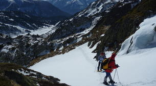 Snowshoeing-Font Romeu-Guided Snowshoe Hike from Mont-Louis, Pyrenees-6