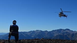 VTT-Province Huesca-Helibiking Helibiking in Sierra NegraSierra Negra-3