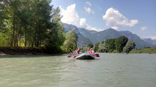 Rafting-Lake Garda-Rafting down the Adige River with Wine Tasting near Lake Garda-1