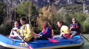 Rafting-Lake Garda-Rafting down the Adige River from Brentino near Lake Garda-4