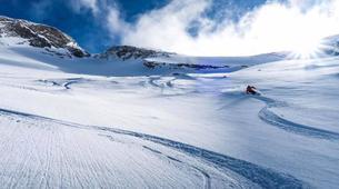 Ski de Randonnée-Cortina d'Ampezzo-Backcountry Ski Tour in Tre Cime di Lavaredo near Cortina d'Ampezzo-6