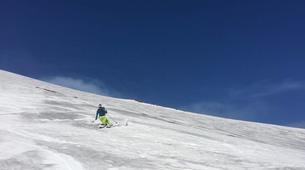 Ski touring-Cortina d'Ampezzo-Sellaronda Ski Tour in the Dolomites near Cortina d'Ampezzo-5