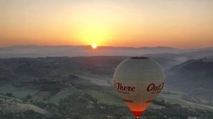 Hot Air Ballooning-Florence-Hot Air Balloon Tour near Florence-5