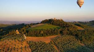 Hot Air Ballooning-Florence-Hot Air Balloon Tour near Florence-1