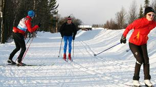 Cross-country skiing-Oslo-Private cross-country skiing lessons near Oslo-4