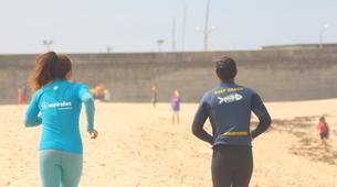 Surf-Porto-Surf Camp sur la Plage de Matosinhos, Porto-5