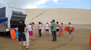 Sandboarding-Paihia-Sandboarding & Off-Road tour in Cape Reinga-1