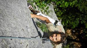 Rock climbing-Lake Garda-Private Group Rock Climbing Excursion near Lake Garda-2
