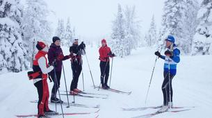 Cross-country skiing-Oslo-Private cross-country skiing lessons near Oslo-3