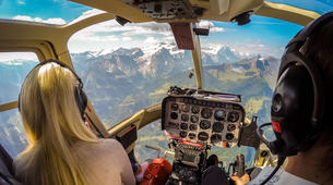 Helicopter tours-Interlaken-Jungfraujoch heli flight with glacier landing, from Interlaken-3