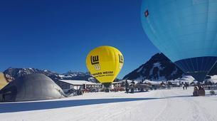 Hot Air Ballooning-Tannheimer Tal-Winter Balloon Flight from the Tannheimer Tal to Bavaria-3