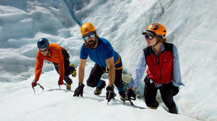 Ice Climbing-Aoraki / Mount Cook-Ice Climbing Lesson in Mt. Cook National Park-4