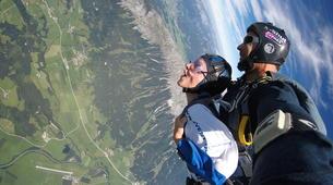 Skydiving-Schladming-Dachstein-Tandem Skydiving in Niederöblarn, Austria-3