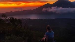 Hiking / Trekking-Gianyar-Mt. Batur Hike & Hot Springs Excursion-2