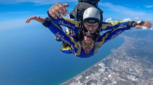 Skydiving-Amalfi Coast-Tandem Skydive from 4500m over the Amalfi Coast near Naples-1