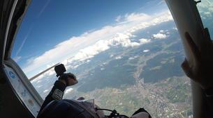 Skydiving-Schladming-Dachstein-Tandem Skydiving in Niederöblarn, Austria-1