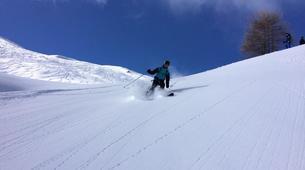 Ski Hors-piste-Serre Chevalier-Session Privée Ski Hors Piste à Serre Chevalier-3