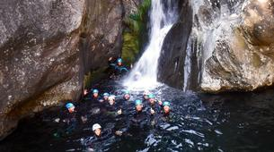 Canyoning-Arouca-Canyoning Frades River near Arouca-5