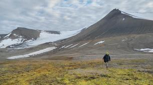 Hiking / Trekking-Svalbard-Two-day Hiking Trip along the Isfjord in Svalbard, Norway-4