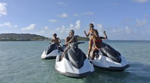 Jet Skiing-St Barts-Jet ski excursion in Saint Barthelemy-4