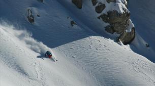 Heliskiing-Cortina d'Ampezzo-Heli-Skiing in the Dolomites near Cortina d'Ampezzo-4