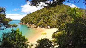 Sea Kayaking-Marahau-Multi Day Tiki Tour in Abel Tasman National Park-2