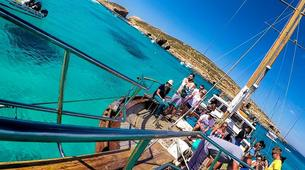 Sailing-Malta-Private Boat Charters around Maltese Islands-4