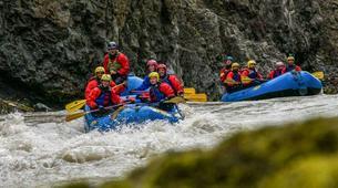 Rafting-West Glacial River-Rafting on West Glacial River, from Hafgrímsstaðir-1