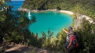 Sea Kayaking-Marahau-Kayak & Bush Walk in Abel Tasman National Park-1