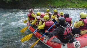 Rafting-Saint-Lary-Soulan-Descente en Rafting sur la Neste dans les Pyrénées-2