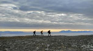 Hiking / Trekking-Svalbard-Two-day Hiking Trip along the Isfjord in Svalbard, Norway-1